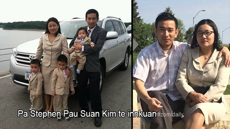 Pa Stephen Pau Suan Kim hong nutsiatna tungtang kuppihna pawlkhat