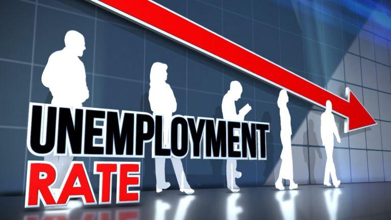 US gamsung ah nasep tampi kibehlap semsem, Unemployment Rate 4.3% ah kiamsukta