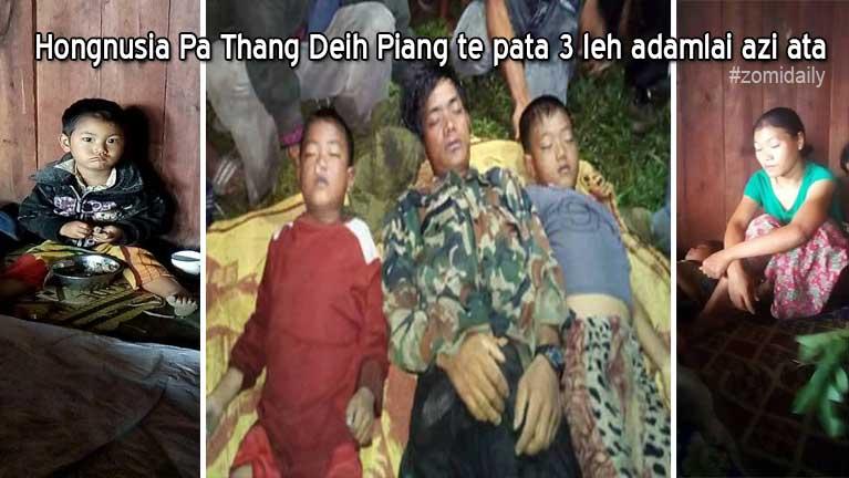 Pa Thang Deih Piang (Dampi Khua) te pata 3 tungtang lungdam kohna