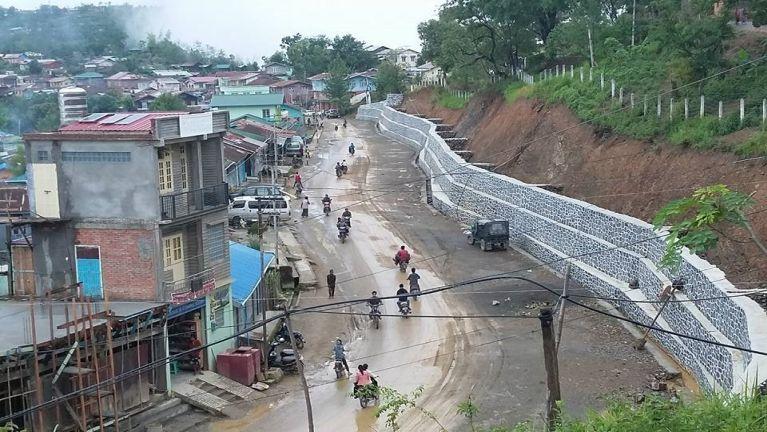 Tedim Khua Lampi te Part 2 ~ Khup Khan Thang