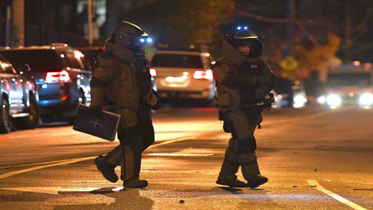 "Australia, Melbourne khuasung buaina pen ""Terrorism incident"" hi ci'n Police te'n pulakkhia"