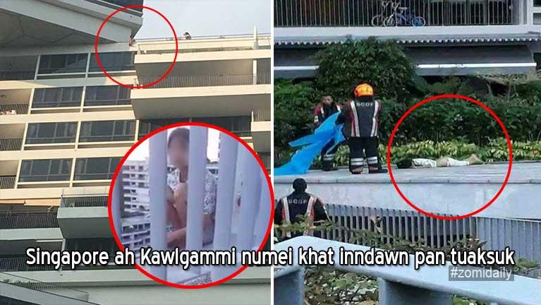 Inndawn pan atuaksuk Zin Mar Oo luanghawm Singapore ah kivuiding