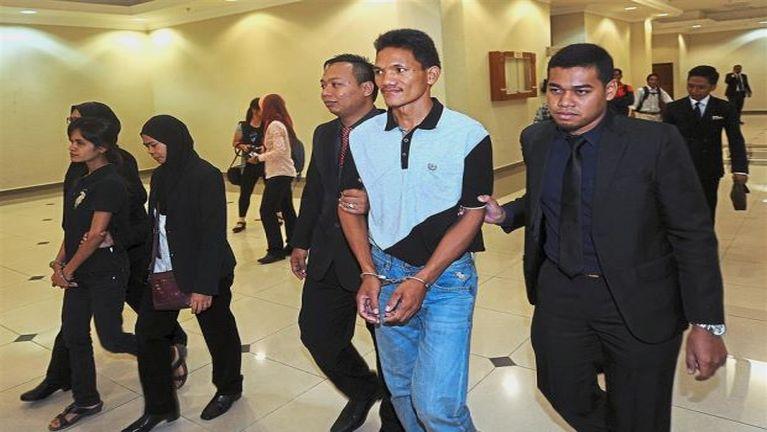 Malaysia palik te golhguk apiaksawm Peter Thang Maung & Lalnunsangi kiman