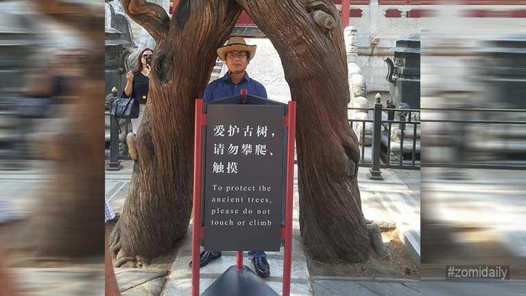 Singkung Lopa Kepsiam Ni ~ Cin Lian Khai