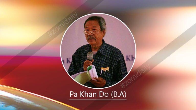 Innkuan Khat Pawlpi Nih Zomite ~ Pa Khan Do
