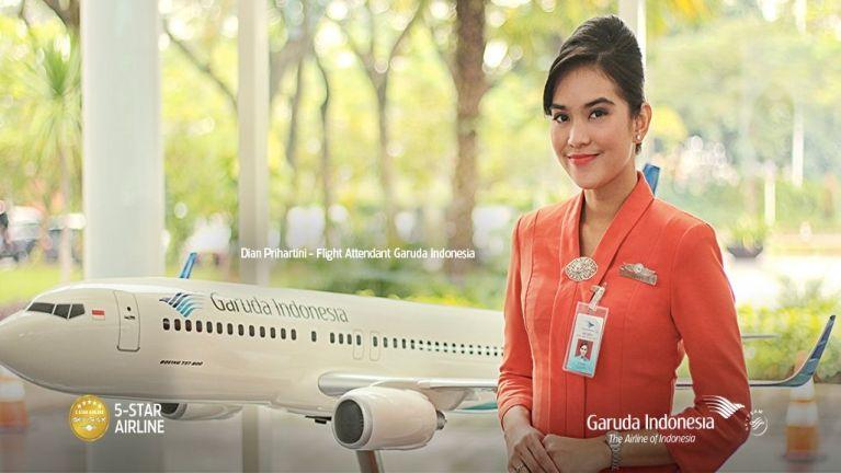 Garuda Airlines tungah Bomb kapua ci'n ciamnuih in agen Passenger khat kiman