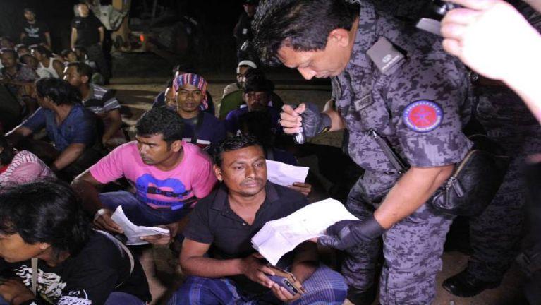 Malaysia ah Operasi panin akiman gamdangmi 3126 phakhinta