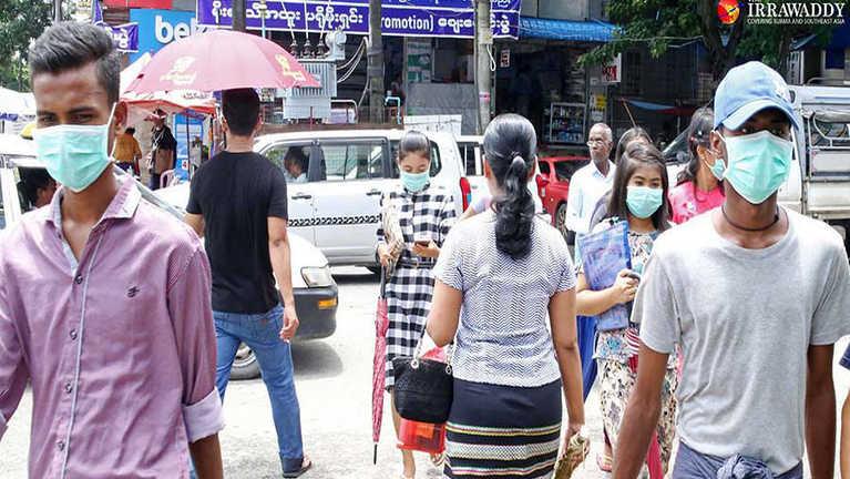 H1N1 Virus tawh Yangon Hospital pan mi 2 sikhin, Chin State ahzong cina tampi om