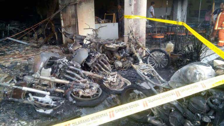 Malaysia, Cheras vengsung ah Motorcycle 30 val meikanggawp