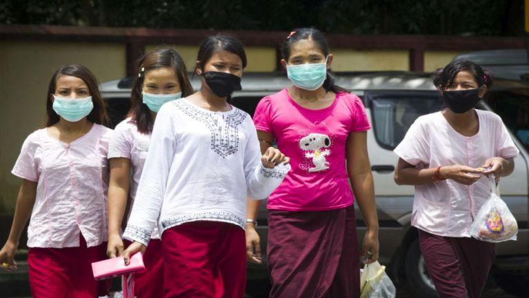 Kawlgam ah H1N1 Flu natgual tawh asi kibehlap toto in mi 19 phatota