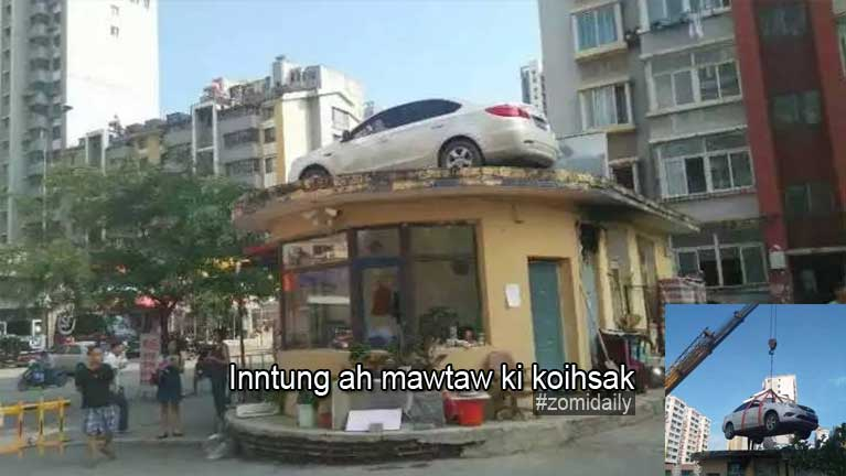 Lamkhakcip in akikoih mawtaw khat thuhilhna in inntungdawn ah ki koihsak