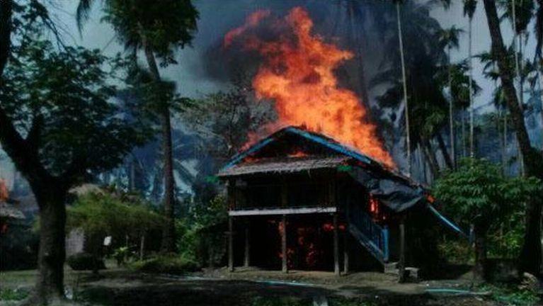Myanmar Rakhine State sung buaina hangin misi 71 bang phakhinta
