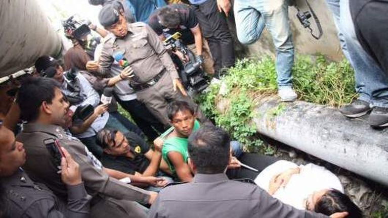 Thailand ah Myanmar pasal khatin azi mipi muhtang in temta tawh dawtlum