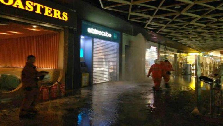 Malaysia, Mid Valley Shopping Mall sungah meikang omleuleu