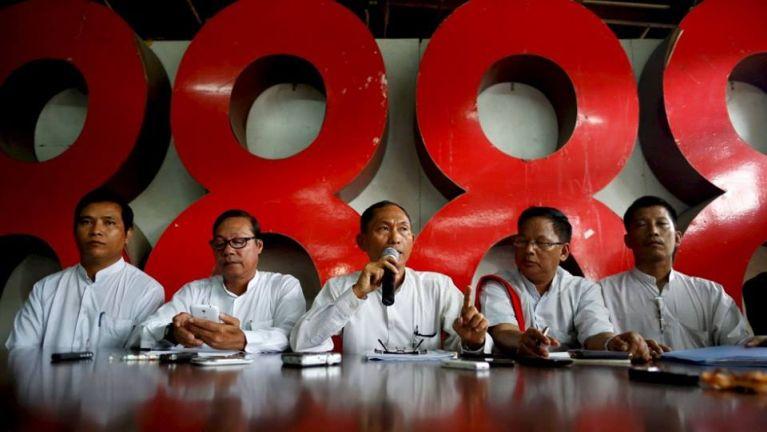 Party thak kipan ding: 88 Sangnaupang te'n gamvai Party phuanding in khentat