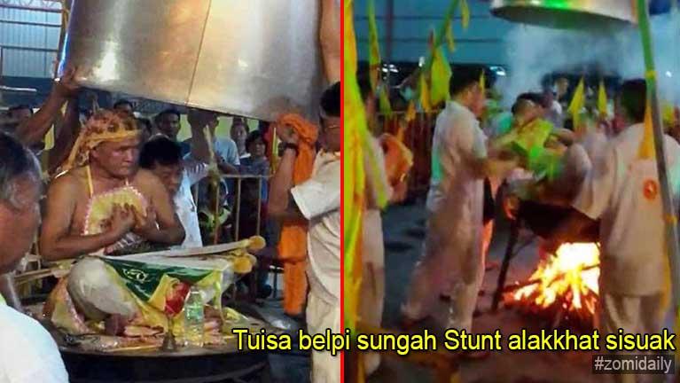 Malaysia ah tuisa belpi sungah kikhuhcip in Stunt alakkhat sisuak