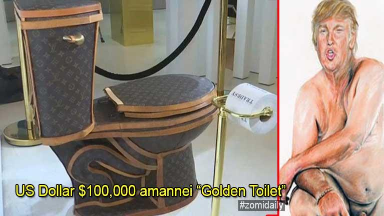 Kham leh savunsit tawh akibawl dailenbuk khat US Dollar $100,000 tawh kizuak