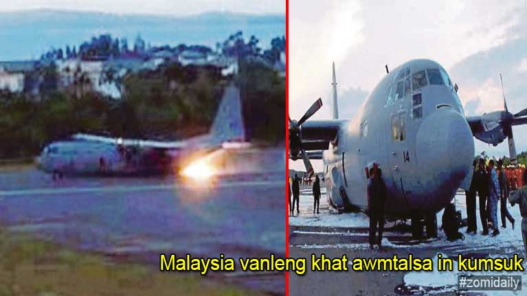 Malaysia ah vanleng asetsia ahih manin, Emergency in awmtalsa in kumsuk