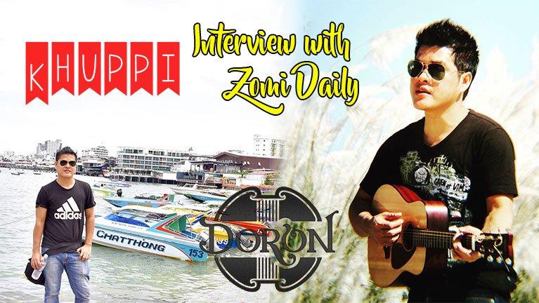 Interview: Khuppi (Doron Band)