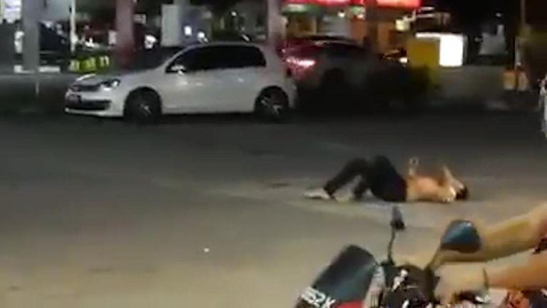 Malaysia, Johor aom datsisai ah pasalkhat aki thahlup laitak Video ki khahkhia