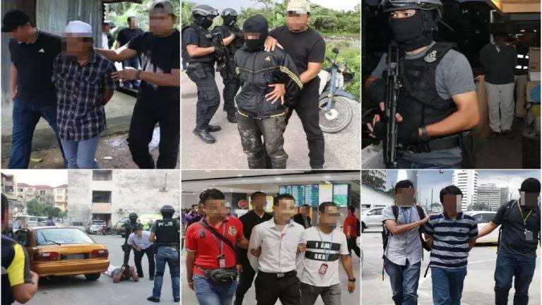 Malaysia gamsungah abeisa kalsung in Terrorist migilo 20 kimankhia
