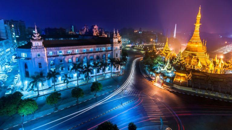 Khuangaih huai Yangon