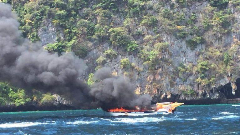 Thai gamsung ah Boat khat puakkham in mi 16 liam