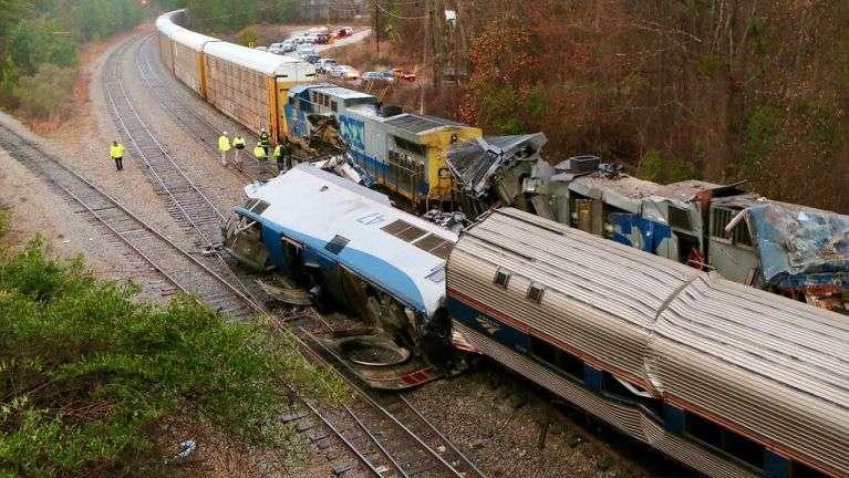 USA,South Carolina ah Amtrak te meileng tuahsia, mi 2 si, 116 liam