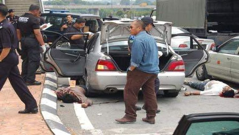 Kuala Lumpur khuasung ah kikapna omlo hi ci'n Police Chief in genkhia