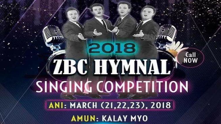 Update: ZBC Hymnal Singing Competition 2018