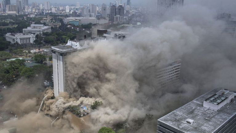 Philippines gamsung aom Hotel khat meikang, mi 3 si, 23 liam