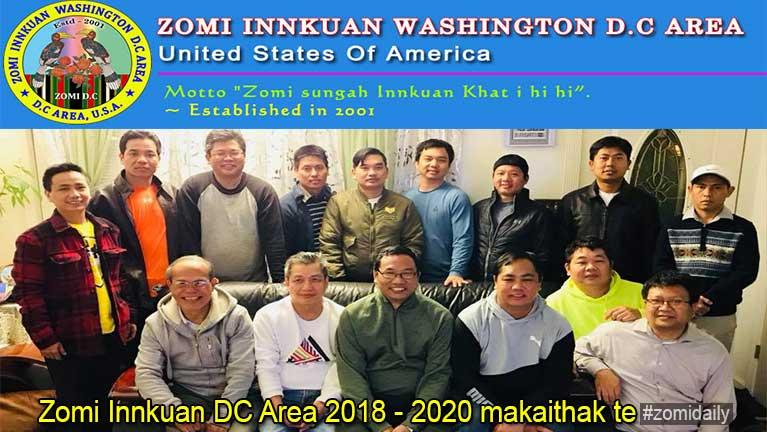 Zomi DCA makai (E.C) kiteelna pulak khiatna (2018 – 2020)