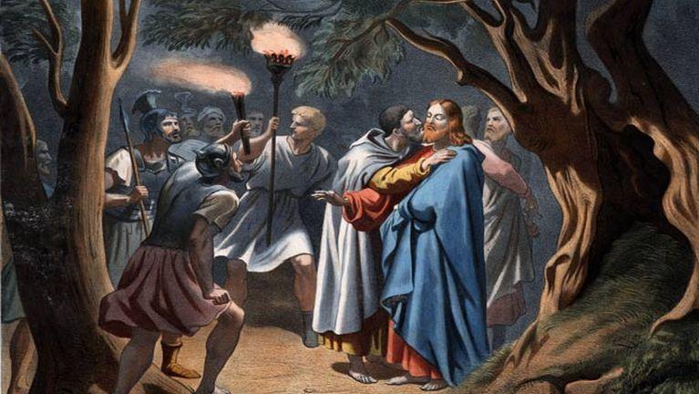 Banghang in Judas Iscariot in Zeisu lehheek hiam? ~ Pau Do Lian