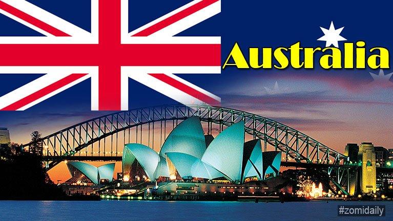 Australia gamsung ah phalna neilo agukom lakah Malaysia gammi tampenpen (mi62,000)