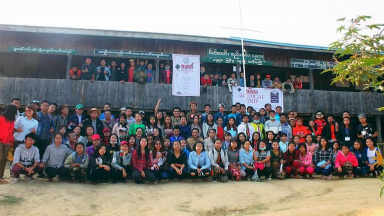 Siamsin Medical Trip & Summit, Tauleng nuamtak kizo