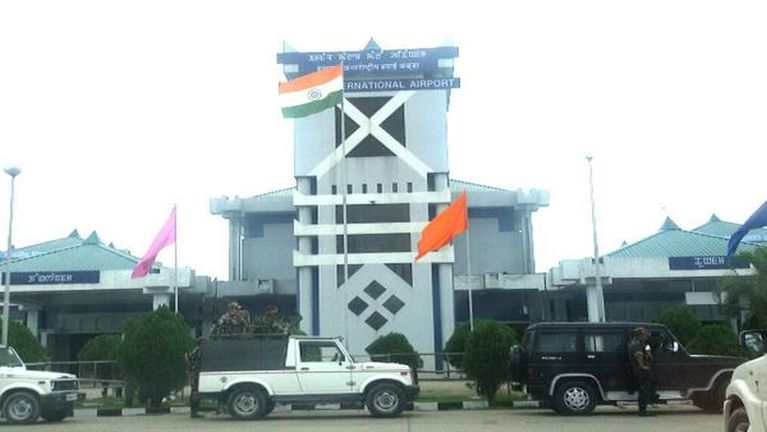 India,Imphal ah akiman sanggam Tuimui te vai Update