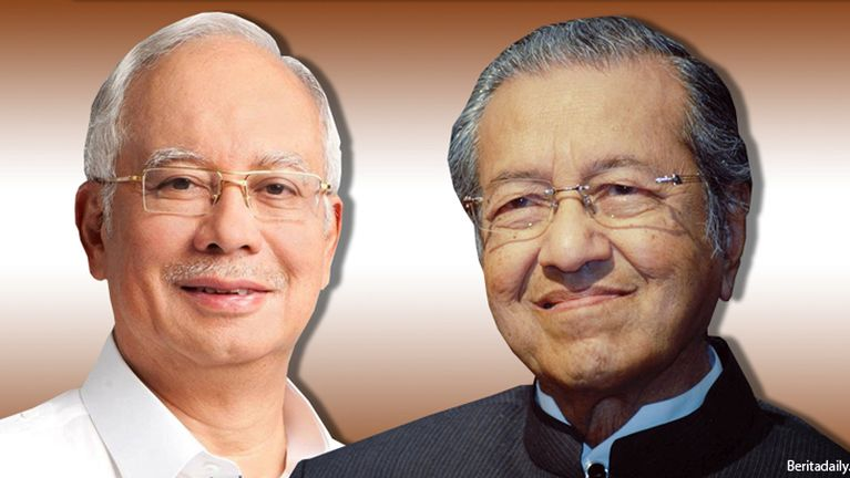 Malaysia Election Result: Najib in lel, Dr. Mahathir in Prime Minister semtading