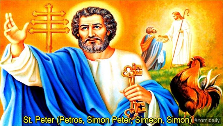 Pentecost Ni-a Peter' Thugenna (Sawltakte 2:14-42)
