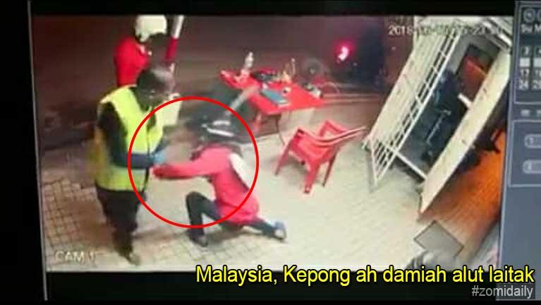 Malaysia, Kepong vengsung ah damiah mi 4 te'n mineihsa asuhsak laitak Video ki khahkhia