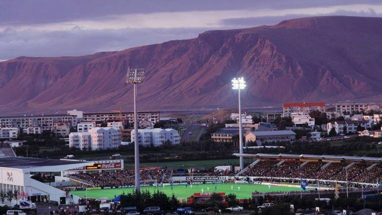 Iceland gam leh Football kimawlna