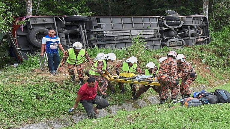 Malaysia, Perak sungah Express Bus khat kilumlet, mi 32 liam