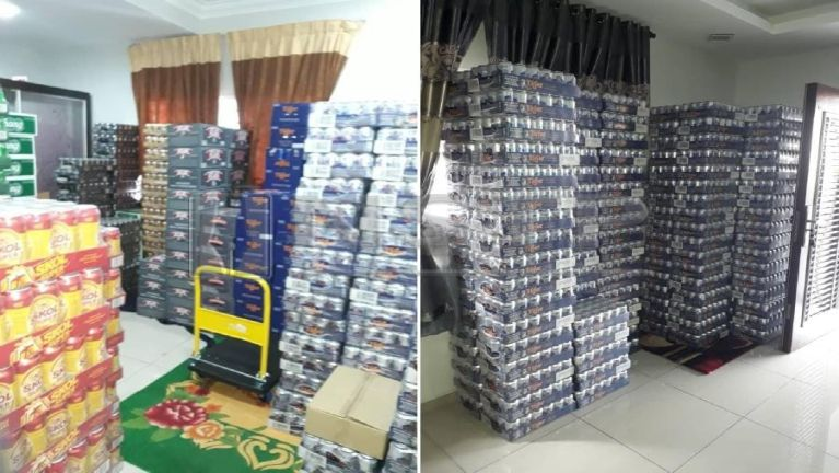 Malaysia kumpi thunei te'n Ops Deepavali hunsung in RM23 Million manneiding vankham mankhia