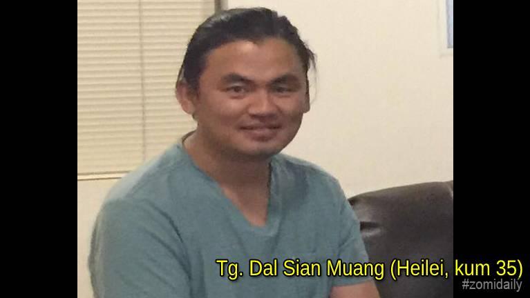 USA, Portland pan Tg. Dal Sian Muang (Heilei, kum 35) in hongnusia
