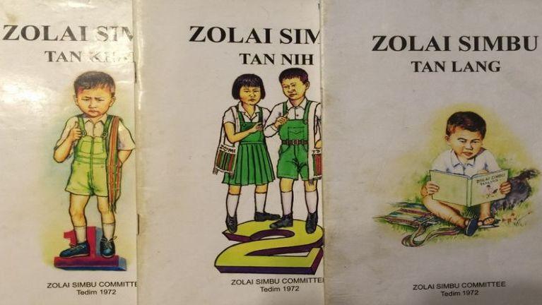 Zolai Simbu Kum 100 Cin Pawi Ah (9) ~ Hau Za Cin