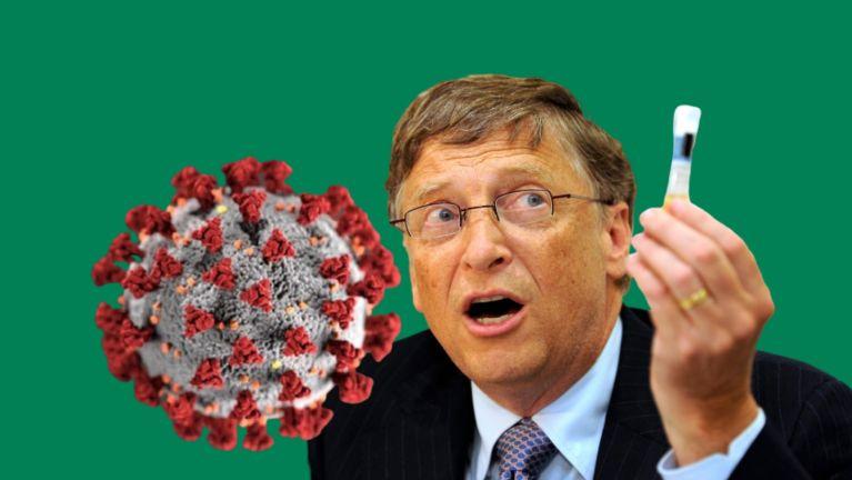 Bill Gates in COVID-19 amuhna