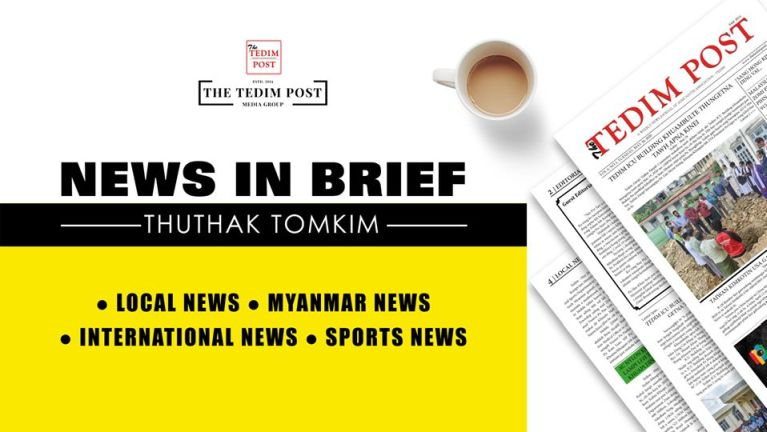 Thuthak tomkim ~ The Tedim Post (11 Sep)