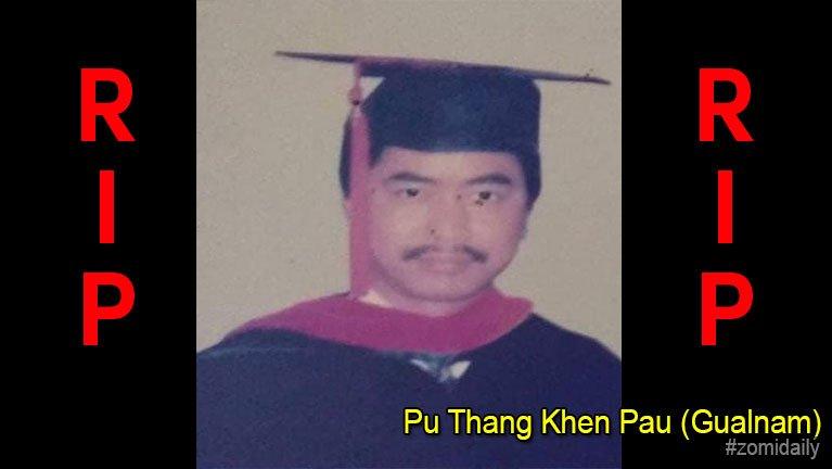Pu Thang Khen Pau Gualnam' Mualliamna-ah Minsialna