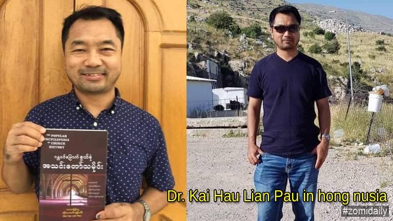 Dr. Kai Hau Lian Pau in hongnusia