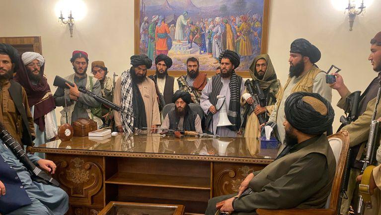Afghanistan gamvai pan sinding ~ Bob Tuangpi